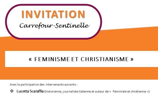 Féminisme et christianisme