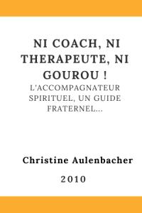 Ni coach, ni thérapeute, ni gourou